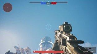 Wormhole Wars – Záběry z hraní alfa verze