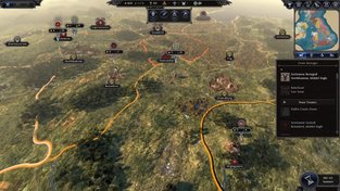 Total War Saga: Thrones of Britannia - Politika a intriky