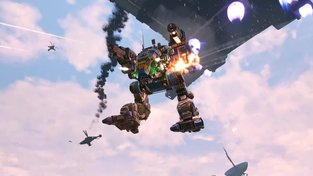 MechWarrior 5: Mercenaries – Za zvuků destrukce