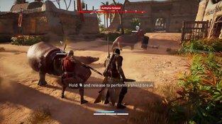 Assassin's Creed Origins - Animus Control Panel - trailer