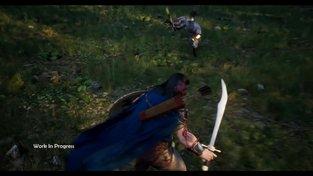 Knights of Light – Pre-alpha soubojový systém