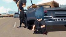 FINAL FANTASY XV POCKET EDITION Announcement Trailer