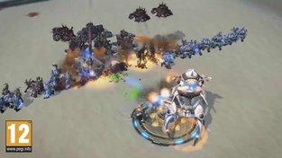 StarCraft II - Premium Arcade - Direct Strike trailer