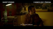 Ghost stories: TV spot