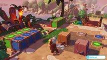 Mario + Rabbids: Donkey Kong's Adventure - záběry z hraní a rozhovor s vývojáři