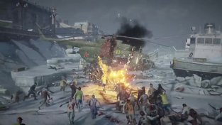 World War Z – Cinematic Gameplay Trailer