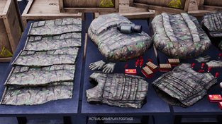 Gunsmith – Předběžný přístup ke zbraním