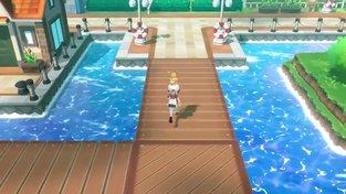 Pokémon: Let's Go –  Dvě verze Pikachu a Eevee