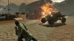 Red Faction: Guerilla Re-Mars-tered – Zpátky na hezčí Mars