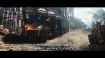 Smrtelné stroje: Oficiální trailer