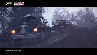 Forza Horizon 4 - oznamovací trailer