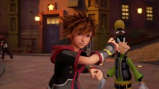 Kingdom Hearts III – SQUARE ENIX E3 SHOWCASE