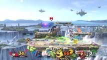 Super Smash Bros. Ultimate Gameplay Pt. 3 - Nintendo Treehouse: Live | E3 2018