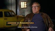 Bumblebee: Film o filmu (režisér Travis Knight)