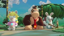 Mario + Rabbids Kingdom Battle: Donkey Kong Adventure - startovní trailer