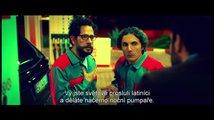 Profesoři zločinu: Trailer 2