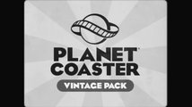 Planet Coaster – Vintage Pack teaser