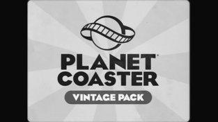 Planet Coaster – Vintage Pack teaser