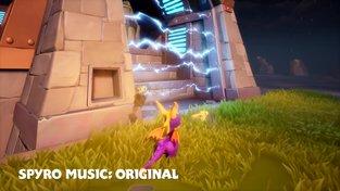 Spyro Reignited Trilogy - nová a původní hudba