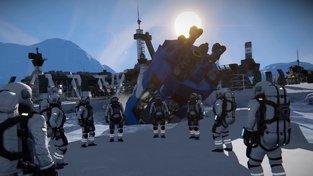 Space Engineers – Update 1.187 zlepšuje multiplayer