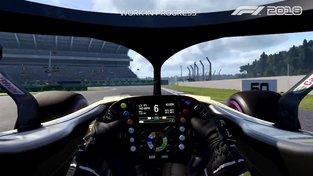 F1 2018 – Výzkum a vývoj vozidla