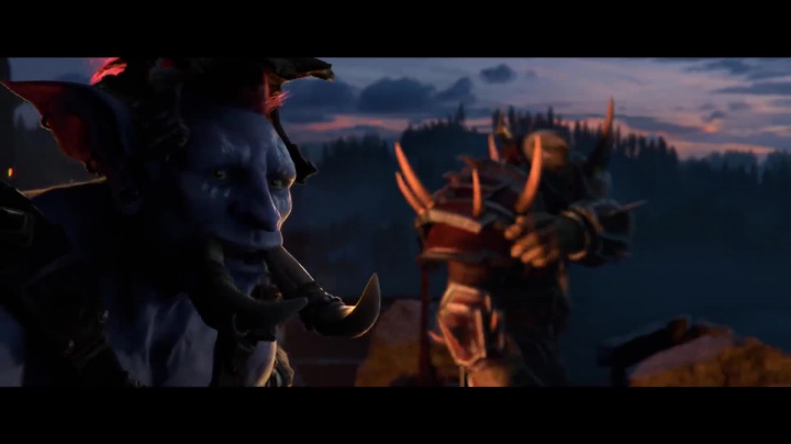 "World of Warcraft: Battle for Azeroth - Cinematic: ""Old Soldier"""