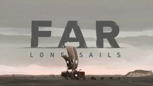 FAR: Lone Sails - Launch Trailer