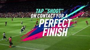 FIFA 19 | Nové herní prvky: Načasované zakončování