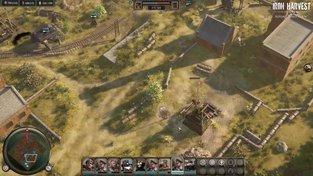 Iron Harvest – První záběry z hraní alfa verze