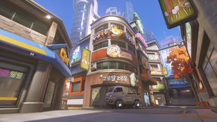 Overwatch - Busan | New Control Map