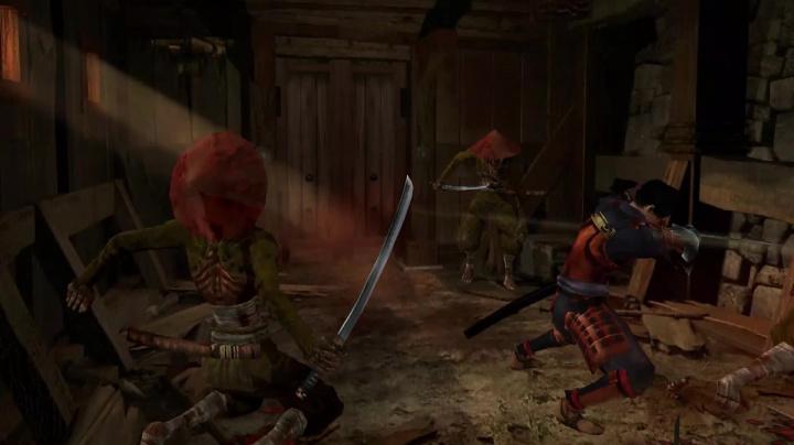 Onimusha: Warlords - trailer