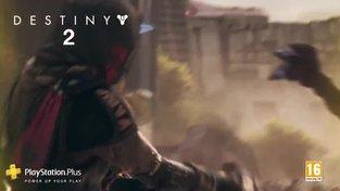 PS Plus - September 2018 | Destiny 2 + God Of War 3 Remastered