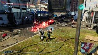 Spider-Man - Přepadení základny