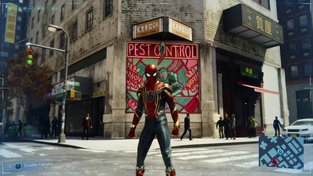 Spider-Man - Volné poletování