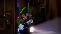 Luigi's Mansion 3 - oznamovací teaser