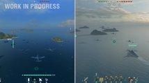 World of Warships - Změny v letadlových lodích
