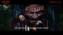 Hell Fest: Park hrůzy: Trailer 2