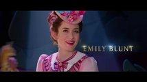 Mary Poppins se vrací: Trailer