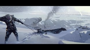 "Frostpunk - Story Trailer - ""The Fall of Winterhome"""