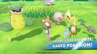 Pokémon: Let's Go! Trailer