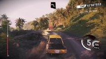 V-Rally 4 – Moje první RZ s Lancia Fulvia 1600 HF