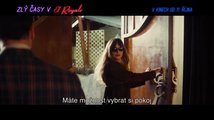 Zlý časy v El Royale: TV spot