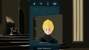 Reigns: Game of Thrones - ukázka z hraní