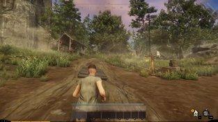 New World Alpha Footage: Exploring Windsward