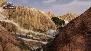 Railway Empire – Crossing the Andes