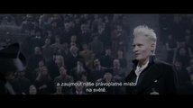 Fantastická zvířata: Grindelwaldovy zločiny (2018): Dobrodružný trailer