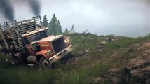 Spintires: MudRunner – American Wilds – Launch Trailer