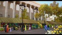 Dilili v Paříži: Trailer