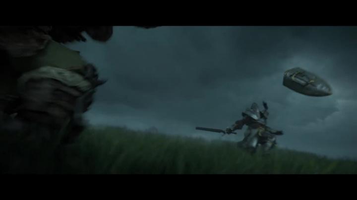 Warcraft III: Reforged filmový trailer