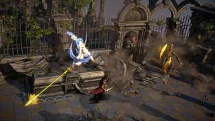 Path of Exile: PlayStation 4 Release Trailer